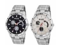 AXE style Analogue Silver Dial Men's Watch Rs. 398
