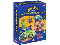 BBC Kids Collection – Vol. 2 (TT – Tweet Tweet + Zingzillas – World Music Tour + Fimbles Rs.49
