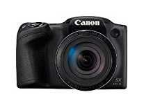 Canon PowerShot SX430 is 20MP Digital Camera Black with 16GB Memory Card + Camera Case Rs. 11999