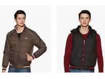 Cazibe Men's Jacket Upto 70% off from Rs.749