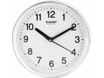 Kadio Analog 20 cm X 20 cm Wall Clock(White, With Glass) Rs. 190
