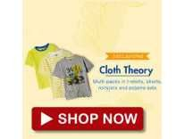 Cloth Theory Clothing 50% off or more from Rs.139