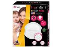 Trumom Super Absorbent Anti-Bacterial Honey Comb Disposable Nursing Breast Pads pack of 30 Rs.284