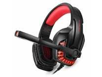 Kotion Each G9100 Gaming Headphones with Mic and LED Light (Black/Blue) Rs. 783