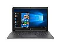 HP 14 Core i5 8th Gen 14-inch Thin and Light Laptop (8GB/1TB HDD/Windows 10 Home/MS Office/Smoke Gray/1.59 kg), 14q cs0017TU Rs. 40990