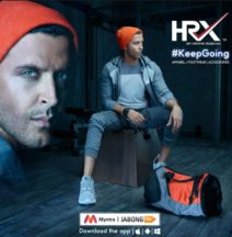 Hrx By Hrithik Roshan Clothing Min 70% off
