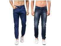 Hrx By Hrithik Roshan Jeans 80% off from Rs.424