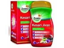 [Apply Code] Zandu Kesari Jivan 450g Rs. 296, 900 g Rs.356