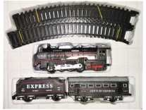 Khareedi Battery Operated Train Set With Head Light(Black) Rs. 163