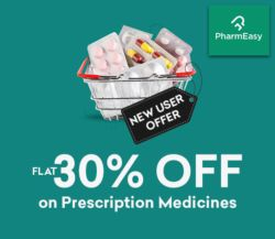 PharmEasy Medicines Order At 30% off + 30% Cashback by Mobikwik