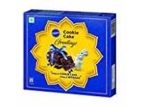 Pillsbury Cookie Cake – Greetings Gift Pack, of 2, x 480 g Rs.150