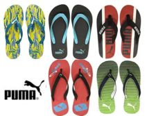 Puma Slippers Minimum 60% off From Rs.116