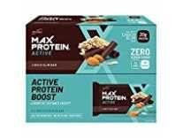 [Apply Code] RiteBite Max Protein Active Choco Slim Bars 804g – Pack of 12 (67g x 12) Rs. 1,195