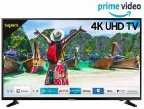 Samsung 125 cm (50 Inches) UA50NU6100 4K UHD LED Smart TV Rs.44999