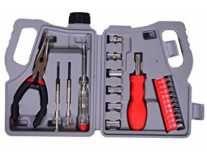 Visko YT1036 22 Pcs Oil Can Shape Mini tool Set (Grey, 22-Pieces) Rs.354