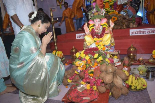 This Is How Bollywood Celebrated Ganesha Chaturthi