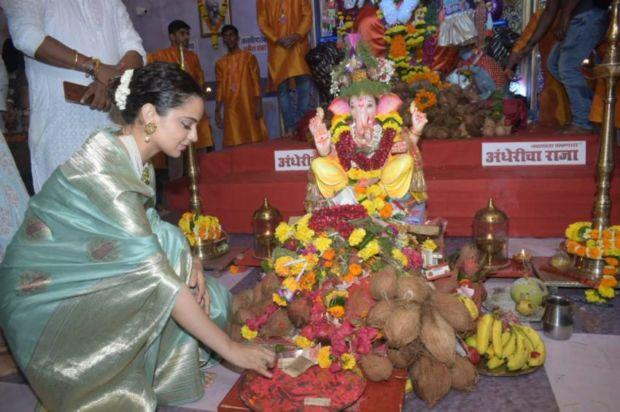 This Is How Bollywood Celebrated Ganesha Chaturthi