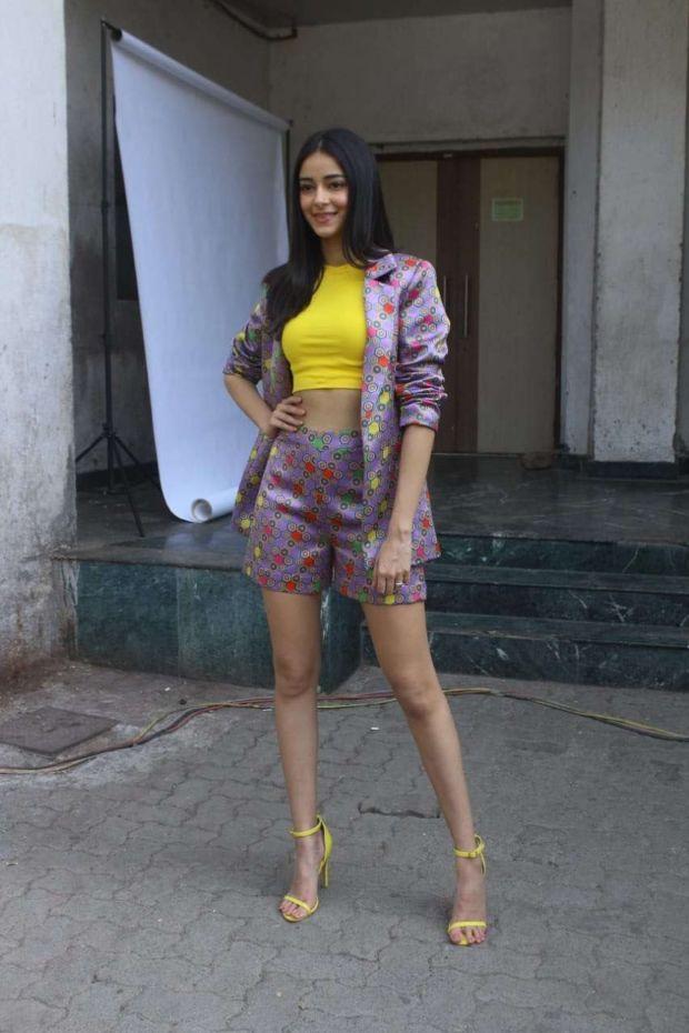 Student Of The Year 2 Stars Tiger, Tara & Ananya Pull Off A Stylish Stint