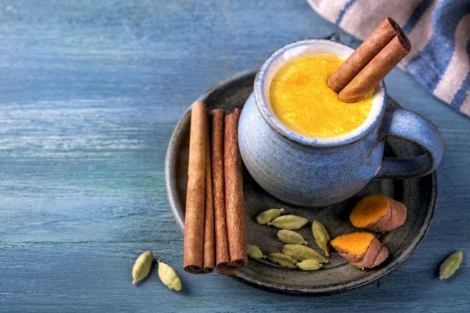 Magical Health Benefits Of Golden Milk