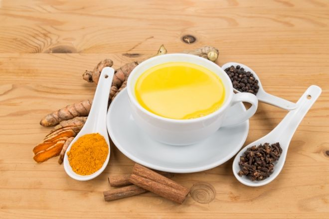 Magical Health Benefits Of Golden Milk