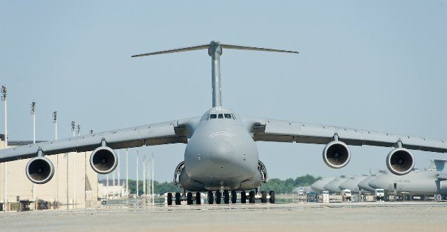 C-5M Super Galaxy - The Largest Aircraft in the U.S. Air Force