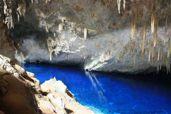 Lets Explore The Incredible Beauty Of Blue Lake Caves