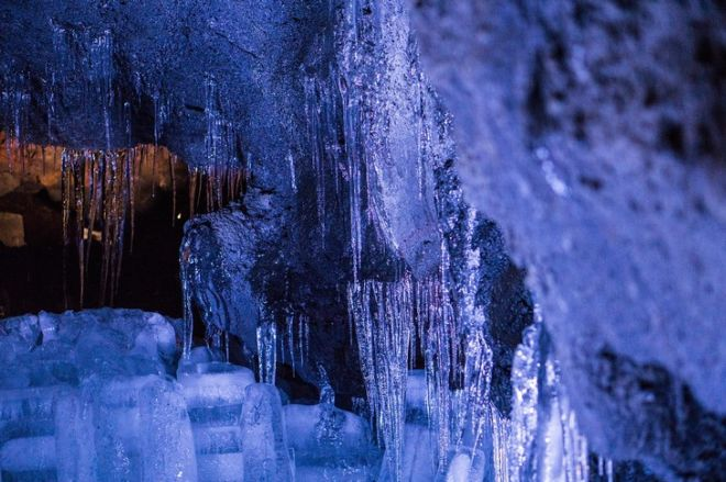 Ontario Ice Caves Are One Of The Canadian Hidden Gems