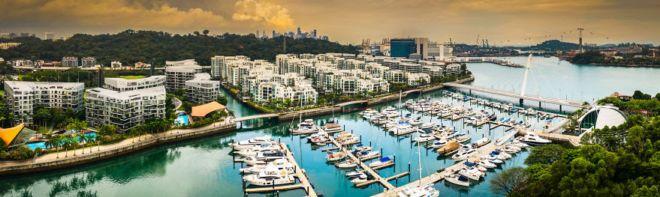 Explore The Beauty Of Singaporean Skyline