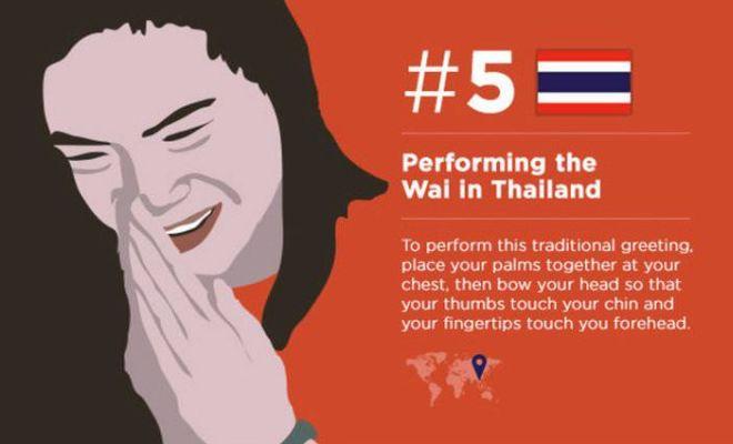 15 Surprising Ways Of Saying 'Hello' Around The World