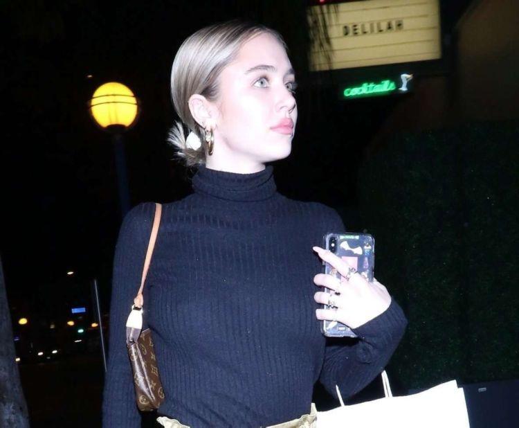 Delilah Belle Hamlin Candids Out In West Hollywood