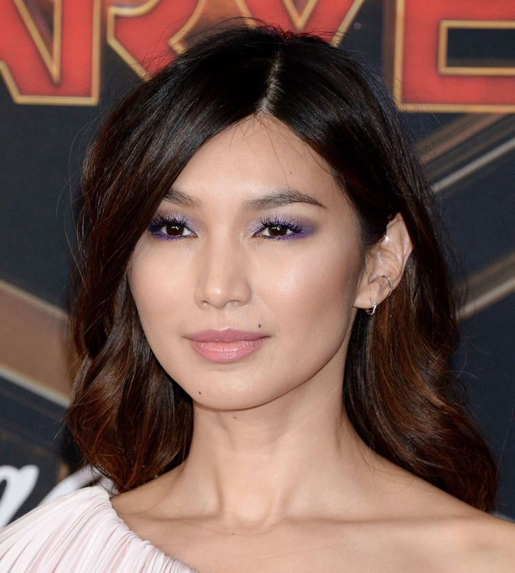 Gemma Chan Attends 'Captain Marvel' Premiere In Hollywood