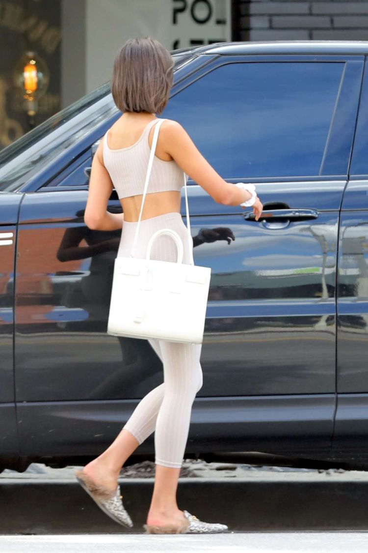 Olivia Culpo Out And About Candids In West Hollywood