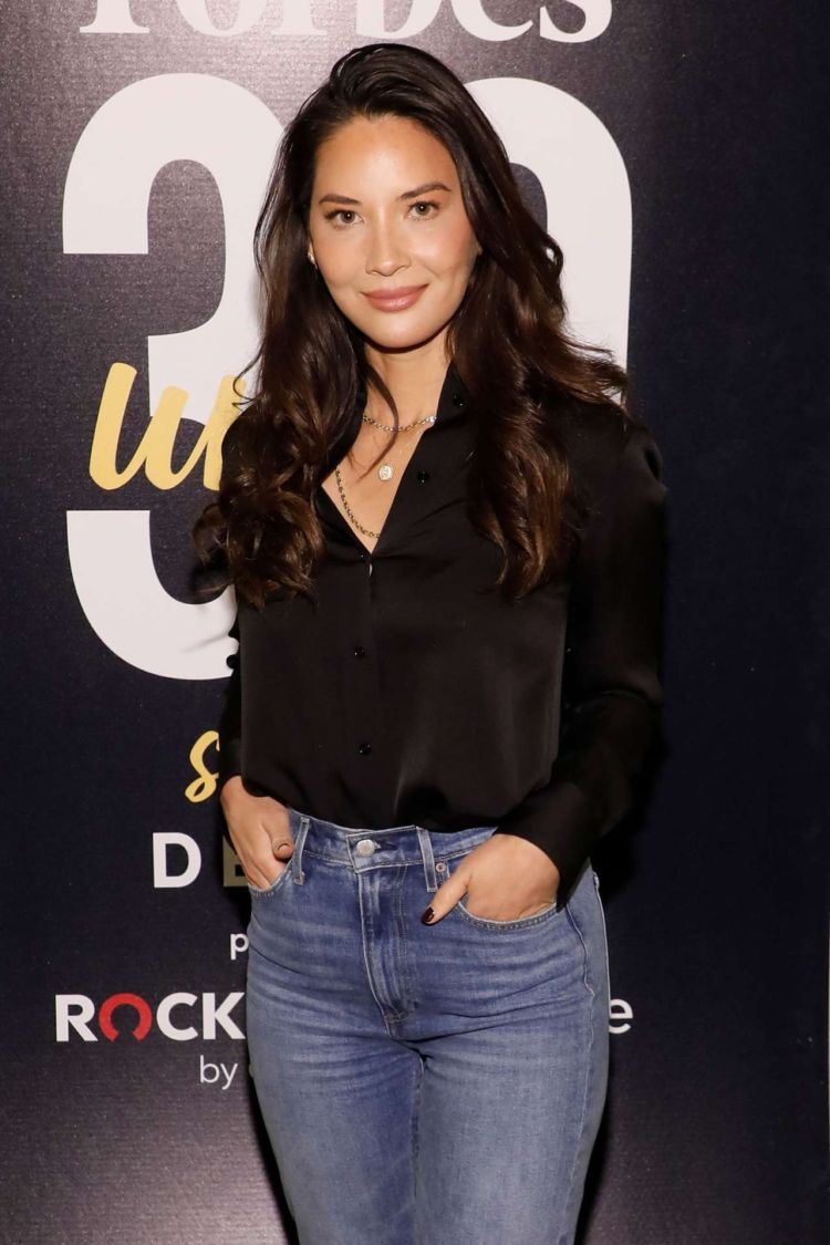 Olivia Munn Attends Forbes 30 Under 30 Summit In Detroit
