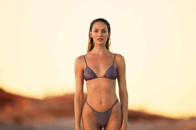 Candice Swanepoel For The Daily Front Row's 'The Daily Summer' Magazine 2020