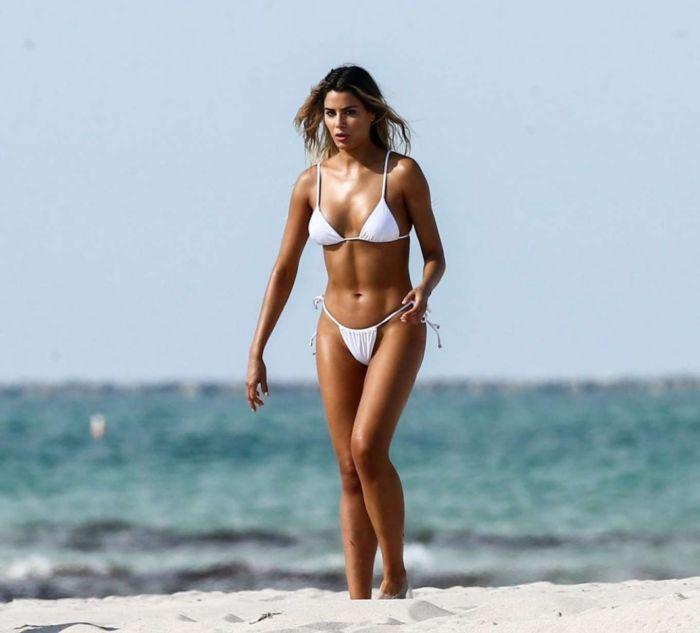 Ariadna Gutierrez Poses For A Fantastic Bikini Photoshoot In Miami