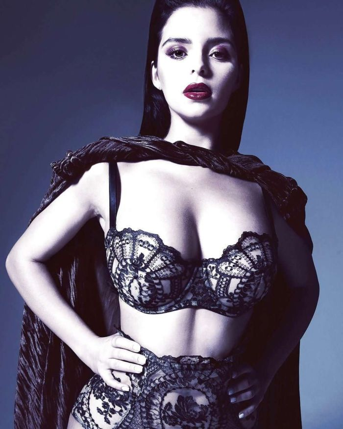 Demi Rose Mawby's Fantastic Photoshoot Of 2019