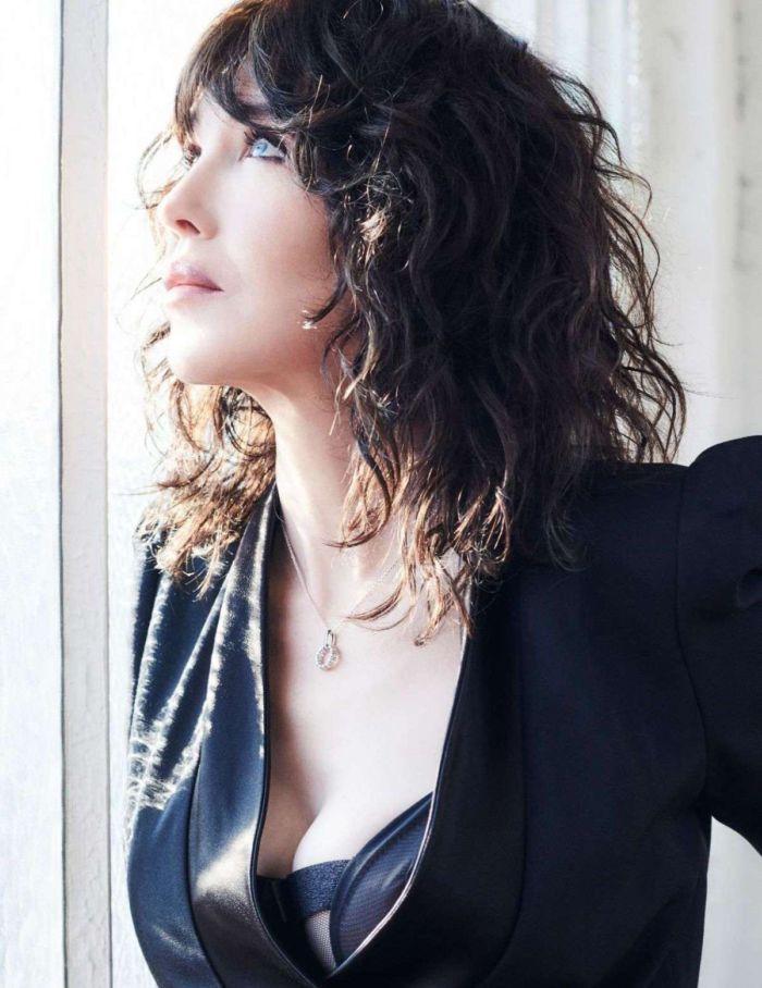 Isabelle Adjani Featured In Elle Magazine France