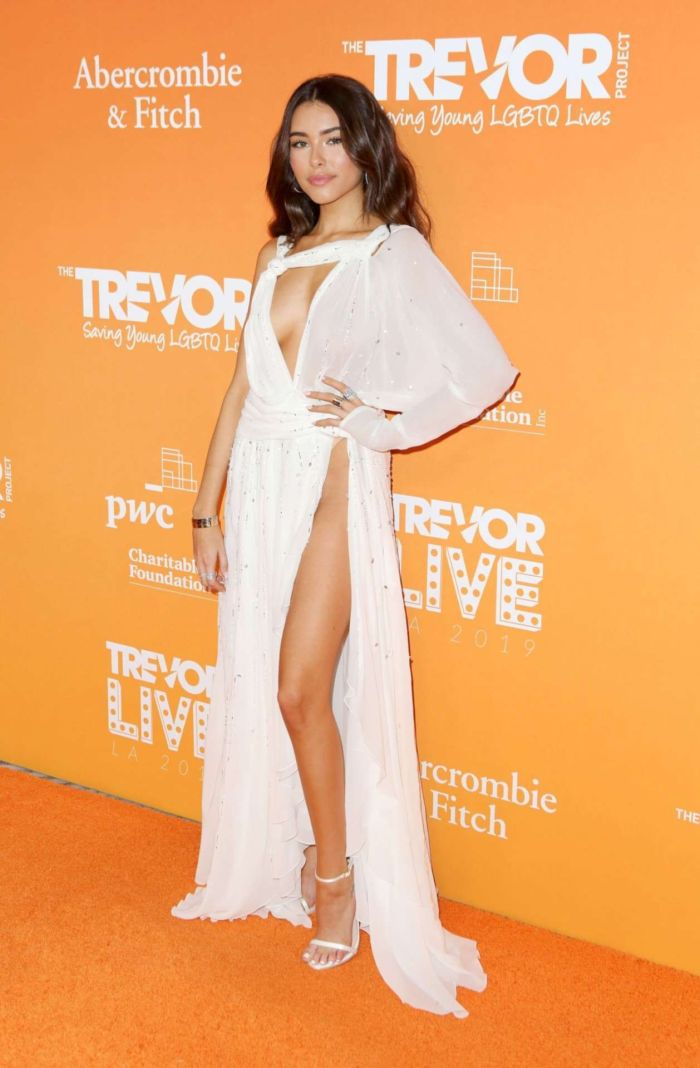 Madison Beer Turned Heads At The Trevor Live 2019 Los Angeles Gala