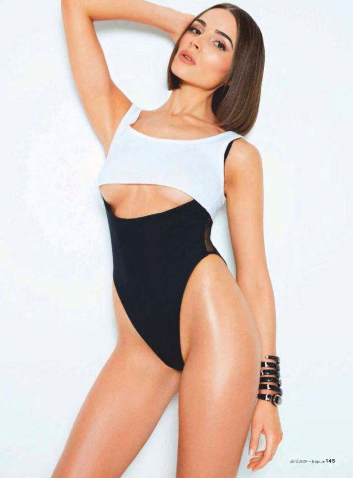 Olivia Culpo Photoshoot For Esquire Mexico Magazine