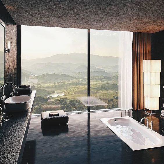 Beautiful Rooms With Natural Outdoor Views